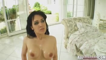Jada Fire First Anal